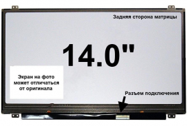 Матрица LP140WH2-TLF3 LG Display